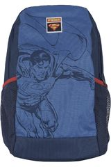 Mochila de Niño Puma SUPERMAN BACKPACK Azul / Rosado