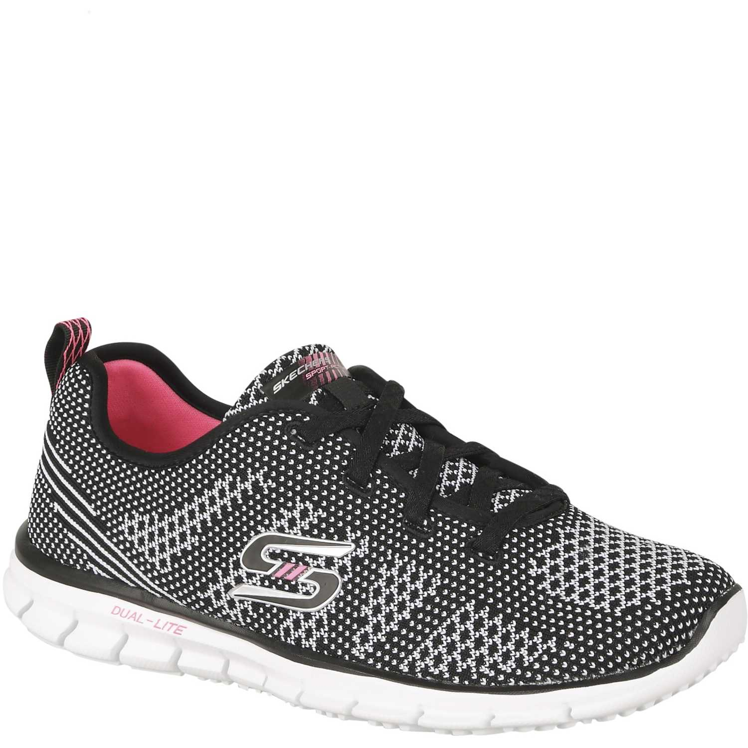 Zapatilla de Mujer Skechers Negro forever young 22880