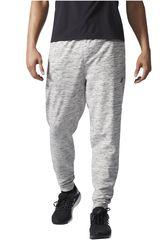 Pantalón de Hombre adidas HEATHER PANT Blanco