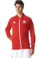 adidas Rojo de Hombre modelo FCB ANTH JKT Casacas Deportivo