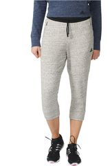 Ropa de Mujer adidas CO FL 3/4 PANT Gris