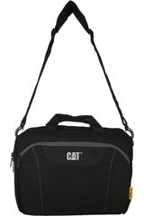 Maletin Deportivo de  CAT LAPTOP MESSENGER Negro