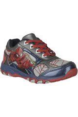 Zapatilla de Niño Spider Man 2SN234 Gris