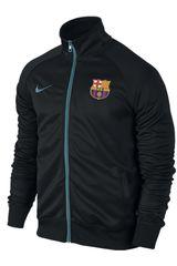 Ropa de Hombre Nike FCB CORE TRAINER JACKET Negro
