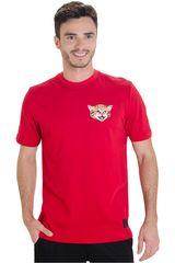 Ropa de Hombre Nike DF SB CAT SCRATCH TEE Rojo