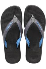 Sandalias Playeras de Hombre Havaianas SURF PRO Negro