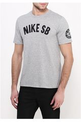 Polo de Hombre Nike SB SPRING TRAINING TEE Gris
