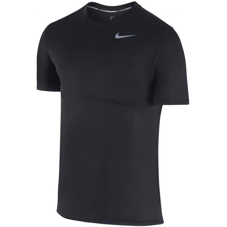 Polo de Hombre Nike Negro racer ss