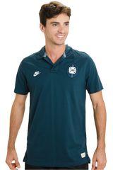 Nike Azul de Hombre modelo GS CBF CVRT JERSEY POLO Deportivo Polos