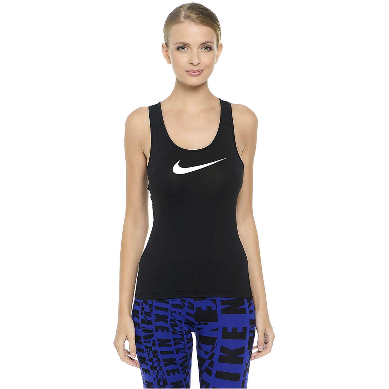 Bividi de Mujer Nike Negro pro cool tank