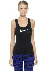 Bividi de Mujer Nike pro cool tank Negro