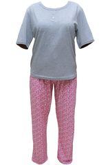 Pijama de Mujer Kayser 60.1060 Gris