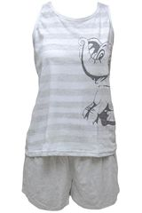 Pijama de Mujer Kayser 70.639 Beige