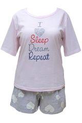 Pijama de Mujer Kayser 70.643 Rosado