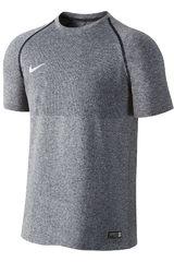Nike Gris de Hombre modelo SELECT SS SEAMLESS TR TOP Deportivo Polos Running Training Hombre Ropa