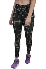 Puma Negro de Mujer modelo EVO GRID LEGGING Deportivo Leggins
