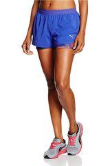 Puma Morado de Mujer modelo BLAST 2 IN1 SHORT W Shorts Deportivo