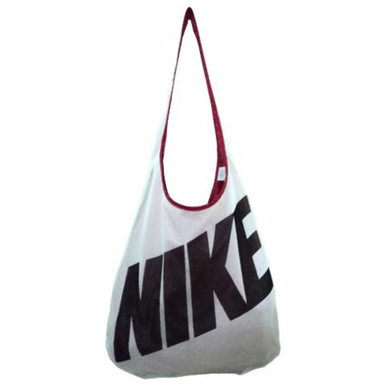 Bolso de Mujer Nike Gris graphic reversible tote
