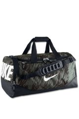 Maletin Deportivo de  Nike TEAM TRAINING MAX AIR MEDIUM DUFFEL - GRAPHIC Militar