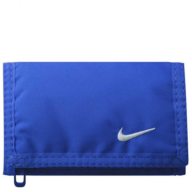 Billetera de Hombre Nike Azul basic wallet