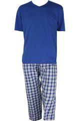 Pijama de Hombre Kayser 67.994 Azul