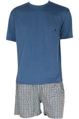Pijama de Hombre Kayser 77.536 Azulino