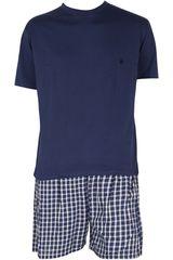 Pijama de Hombre Kayser 77.538 Azul