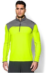 Casaca de Hombre UNDER ARMOUR CT ACCELERATION 1/4 ZIP Amarillo