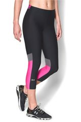 Leggin de Mujer Under Armour Negro / rosado heatgear armour