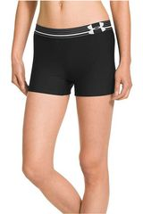Short de Mujer UNDER ARMOUR HEATGEAR ARMOUR Negro