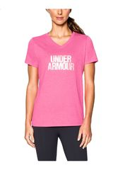Polo de Mujer Under Armour Rosado BRANDED CORE - WORDMARK