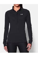Casaca de Mujer UNDER ARMOUR TECH 1/2 ZIP Negro