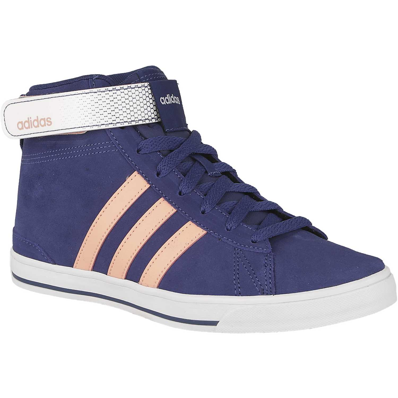 meet ab032 a86e5 Zapatilla de Mujer adidas NEO Azul   Rosado daily twist mid w