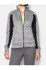 Casaca de Mujer UNDER ARMOUR UA CGI FZ JACKET Gris