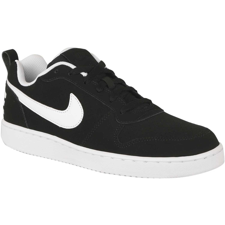 Zapatilla de Hombre Nike Negro / blanco recreation low