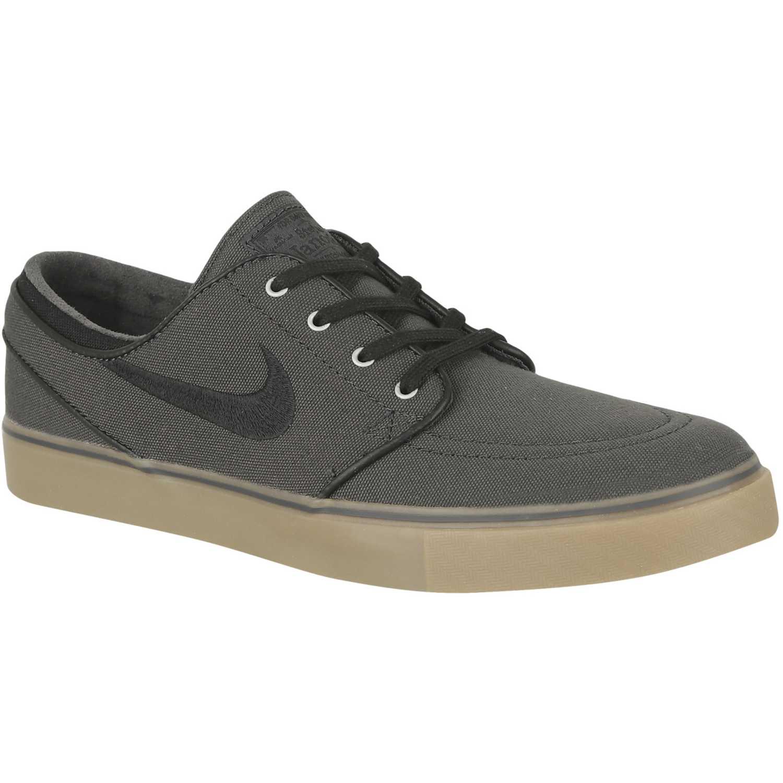Zapatilla de Hombre Nike Gris / Amarillo zoom stefan janoski cnvs