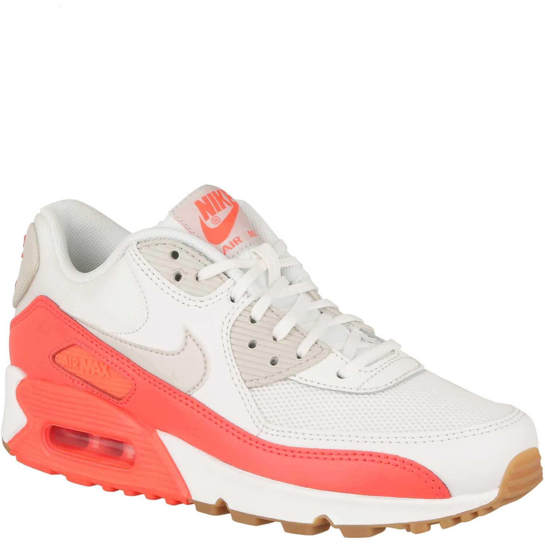 Zapatilla de Mujer Nike Blanco / Rosado wmns air max 90 essential