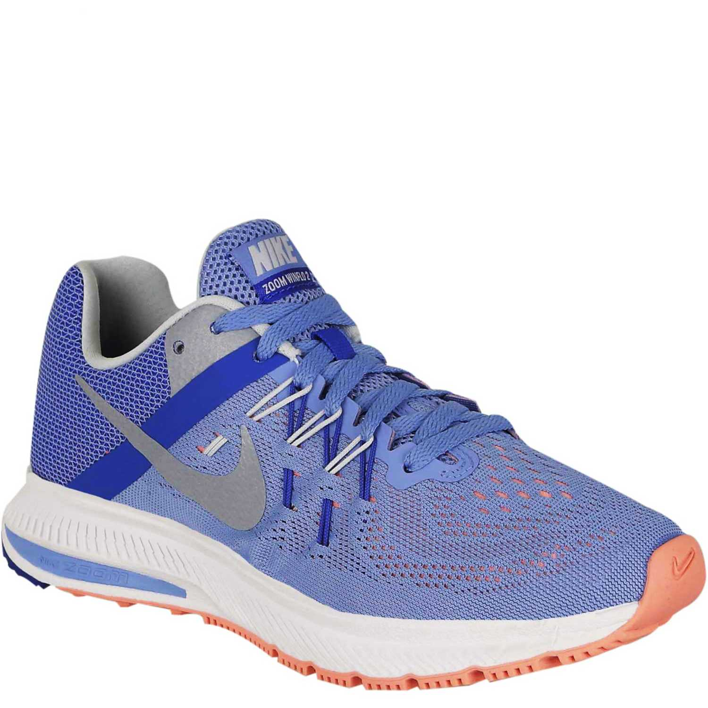 Zapatilla de Mujer Nike Azulino / blanco wmns zoom winflo 2
