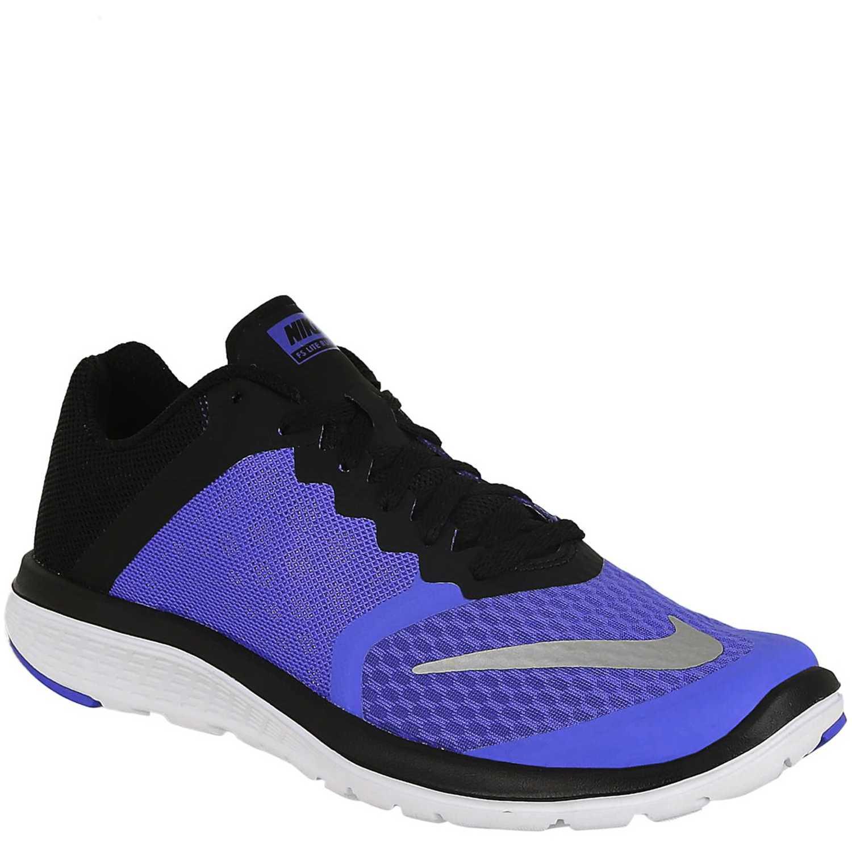 Zapatilla de Mujer Nike Morado   Negro wmns fs lite run 3 ... 8584a5b701539