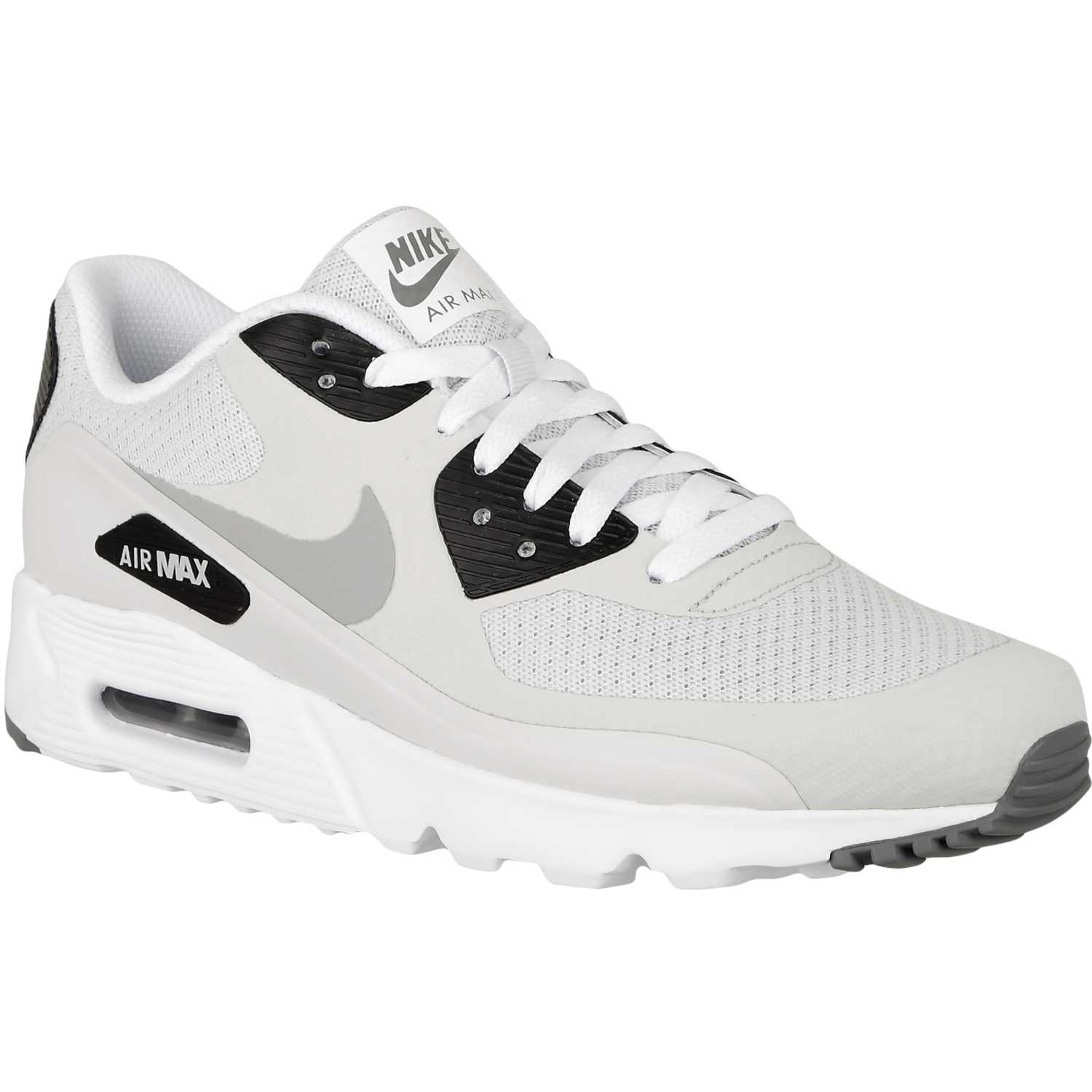 newest 56b2a 0104b Zapatilla de Hombre Nike Blanco / Negro air max 90 ultra essential ...