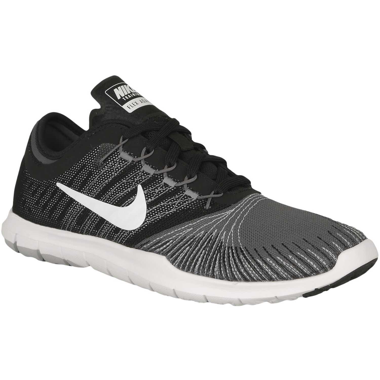 Zapatilla de Mujer Nike Negro / blanco wmns flex adapt tr