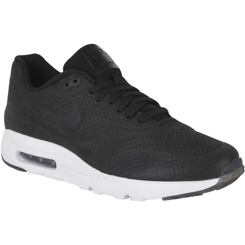 the latest a0de5 9c545 Zapatilla de Hombre Nike Negro  Blanco air max 1 ultra moire