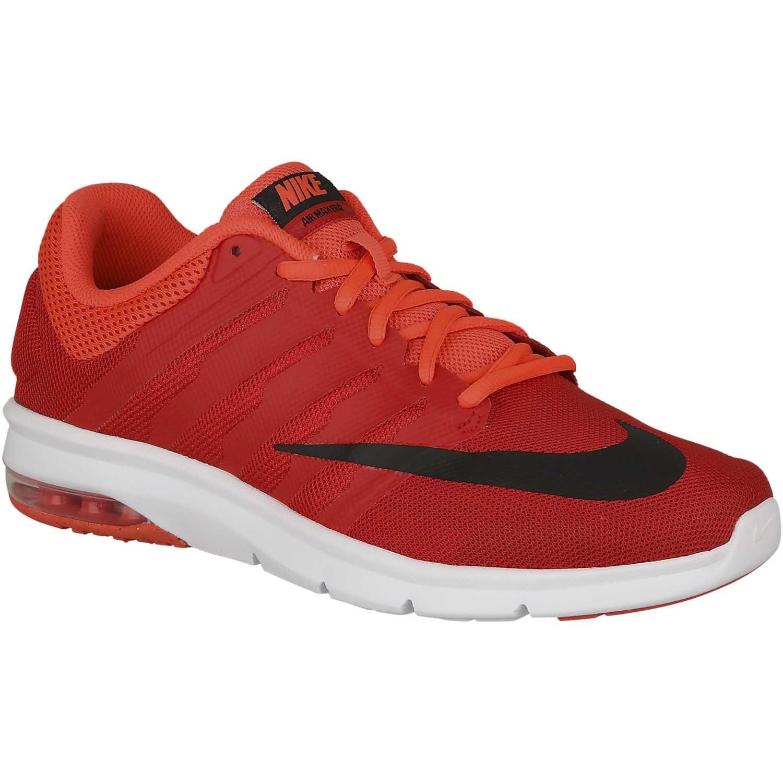 Zapatilla de Hombre Nike Rojo  Blanco air max era