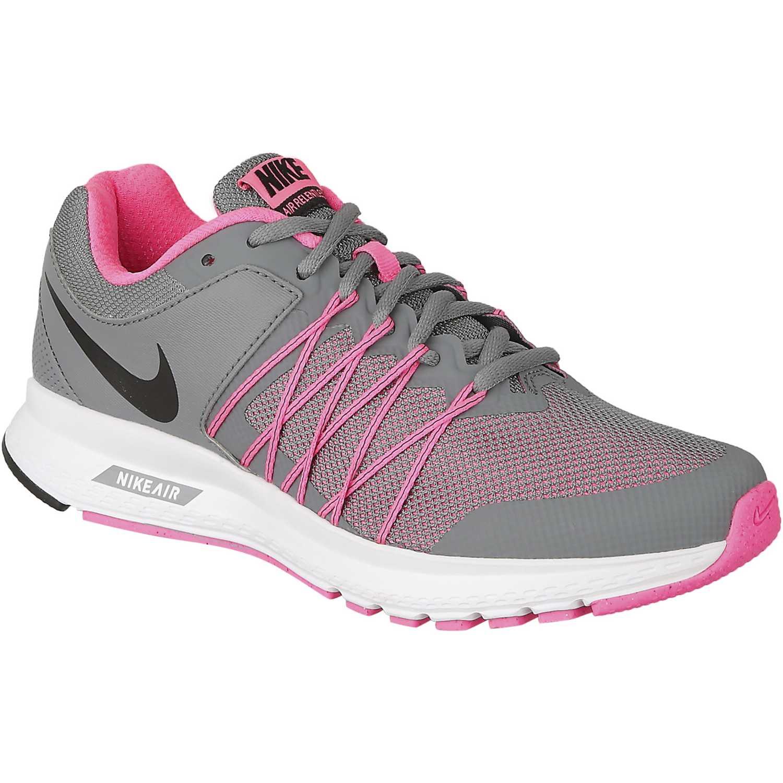 cfd60cd60c Zapatilla de Mujer Nike Gris / Rosado wmns air relentless 6 msl ...