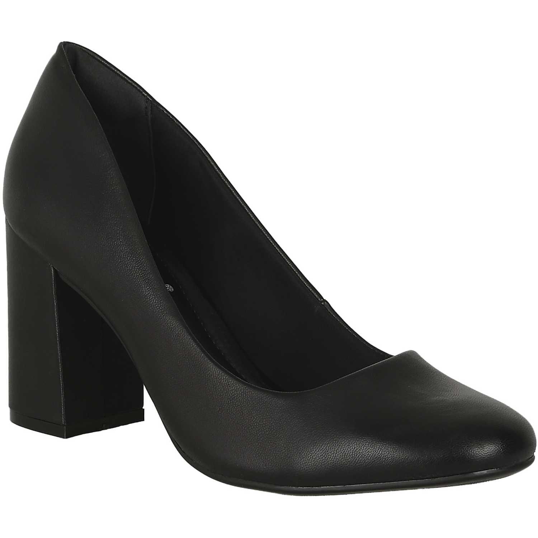 Calzado de Mujer Limoni - Cuero Negro c 7253