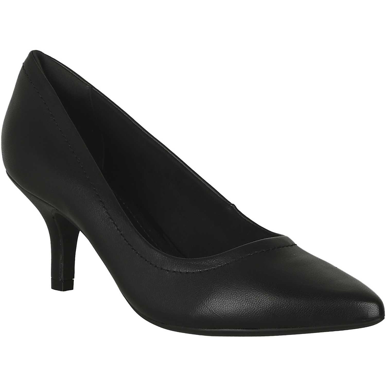 Zapato de Mujer Limoni - Cuero Negro c 6252
