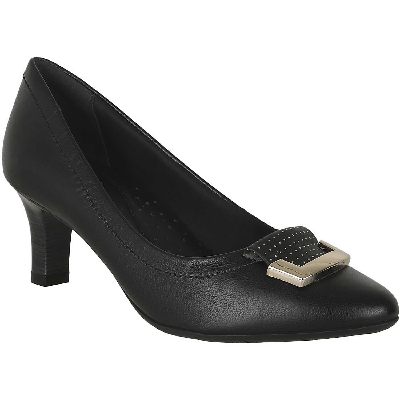 Calzado de Mujer Limoni - Cuero Negro c 4405