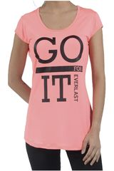 Polo de Mujer EVERLAST GO FOR IT Coral