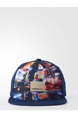 Bolsos y Accesorios de Hombre adidas NEO DAILY 2 CAP Azul / Rosado