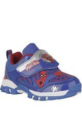 Zapatilla de Niño Spider Man SN273 Azul